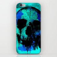 SKULLPOP XVI iPhone & iPod Skin
