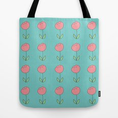Color Me Pink with Spring Tote Bag