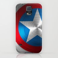 Captain America Galaxy S5 Slim Case