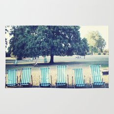 Hyde Park Chairs Rug