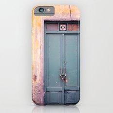 Knock on my door, please! Slim Case iPhone 6s