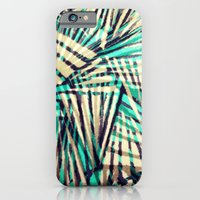 Tiger Stripes iPhone 6 Slim Case