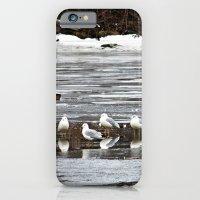 Walking On Water iPhone 6 Slim Case