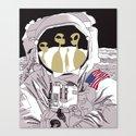 Meet Buzz Aldrin Canvas Print