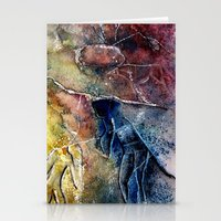 Cave Painting Stationery Cards