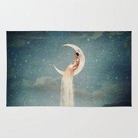 Moon River Lady Rug