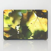 Fall Is In the Air II iPad Case