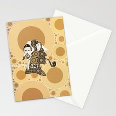 Residents of 221B Stationery Cards