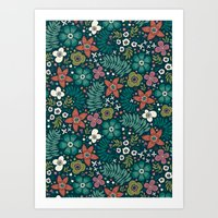 Secret Meadow Art Print