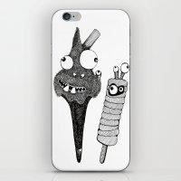 Fancy Dress iPhone & iPod Skin