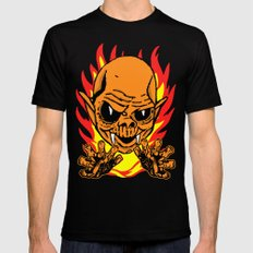 Hobgoblin 02 Mens Fitted Tee SMALL Black