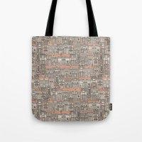 Avenue Des Mode Tote Bag