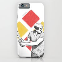 iPhone & iPod Case featuring Resistance by wikiaddicted723