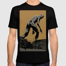 Giant SMALL Mens Fitted Tee Black