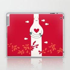 It is in my heart already Laptop & iPad Skin