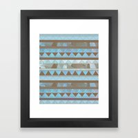 Tell Your Story If You D… Framed Art Print