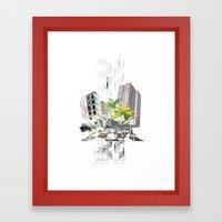 ZEB Framed Art Print