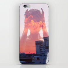 Insideout 8. Mind Pollution iPhone & iPod Skin