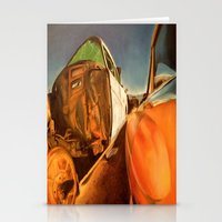 When you rust I will shine  Stationery Cards