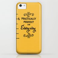 Practically Perfect In E… iPhone 5c Slim Case