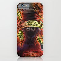 iPhone & iPod Case featuring Incendium Waltz  by MyQ 7