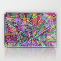 COLOR WINTER MOOD Laptop & iPad Skin