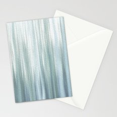 Frost in woods Stationery Cards