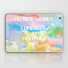 DO NOT WORRY Laptop & iPad Skin