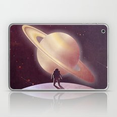 A View From Enceladus Laptop & iPad Skin