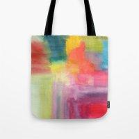 Watercolor A. 01 Tote Bag
