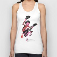 Giddy Up Unisex Tank Top