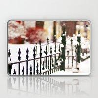 November Snow Laptop & iPad Skin