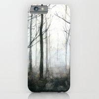 Fog Among The Trees iPhone 6 Slim Case