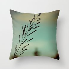 Simple. Throw Pillow