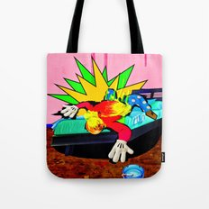 The Visual Existentialist Tote Bag