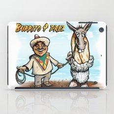 Burrito 4 Prez iPad Case