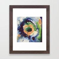 #127 Framed Art Print