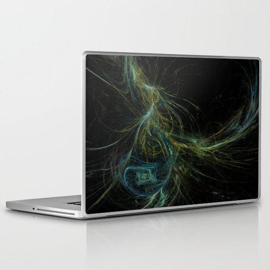 Electric Laptop & iPad Skin