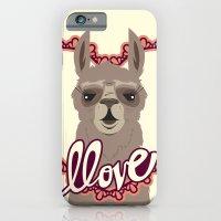 Llama Llove iPhone 6 Slim Case