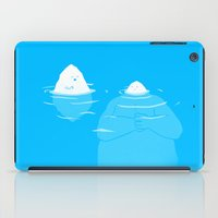 The Tip Of The Iceberg iPad Case