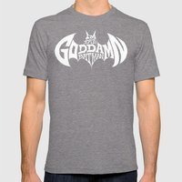 The GD BM Mens Fitted Tee Tri-Grey SMALL