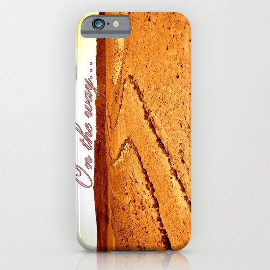 on the way iPhone & iPod Case