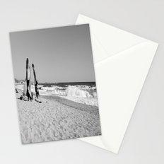 Beach Bummin' in Barcelona Stationery Cards