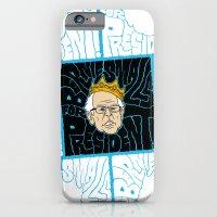 Bernie Smalls for President iPhone 6 Slim Case