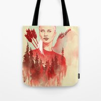 The Games Tote Bag
