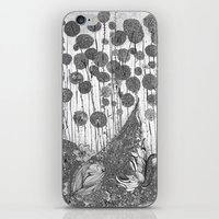 Trees and Leaves iPhone & iPod Skin