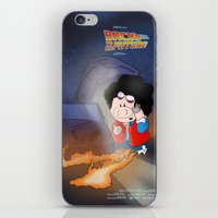 Back to the Future iPhone & iPod Skin