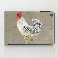 Rooster Wallace iPad Case