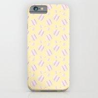 Ysabel (lemon) iPhone 6 Slim Case