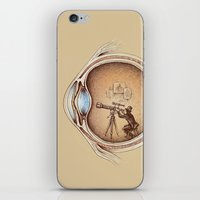 Extraordinary Observer iPhone & iPod Skin